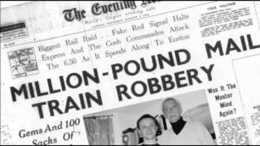 Great Train Robbery (1963)