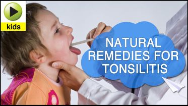 Tonsillitis - Natural Treatment