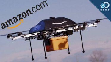 Drone - Cargo Transport (Amazon)