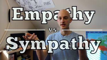 Empathy - Empathy V. Sympathy