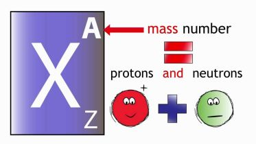 Chemistry - Atomic Number & Mass Number