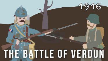 Battle of Verdun - Facts