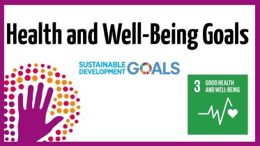 Sustainable Development Goals  - Good Health and Well-being