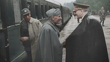 Adolf Hitler - 20 July Plot