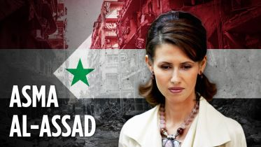 Asma Al-Assad - Syria's First Lady