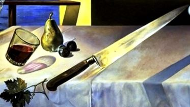 Living Still Life (Dalí)
