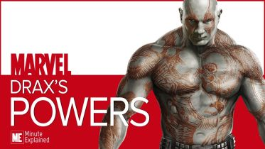 Marvel Cinematic Universe  - Drax the Destroyer