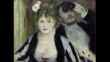 The Loge (Renoir)