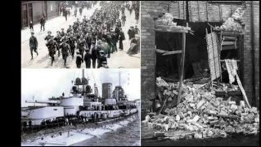 World War I - Raid on Scarborough, Hartlepool and Whitby