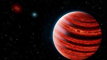 51 Eridani B - Discovery
