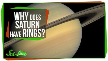 Saturn - Rings