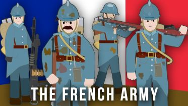 World War I - French Army