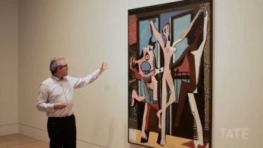 Picasso and Modern British Art - Exhibition at Tate Britain