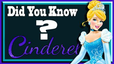 Cinderella (1950 Film) - Facts