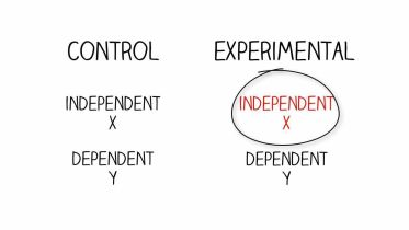 Research Methods - Independent & Dependent Variables