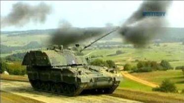 Panzerhaubitze 2000 - Characteristics