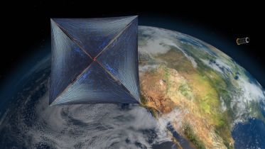 Breakthrough Starshot - Mechanism