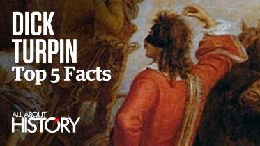 Dick Turpin - Facts