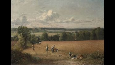 The Wheatfield (Constable)