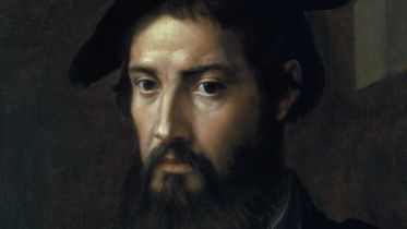 Portrait of a Man (Parmigianino)