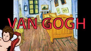 Bedroom in Arles (Van Gogh)