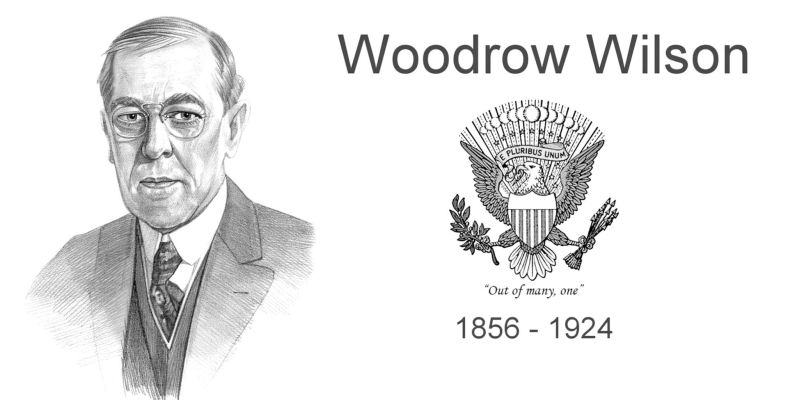 woodrow wilson 1 Online shopping from a great selection at books store discover books, read about the author, find related products, and more more about woodrow wilson.