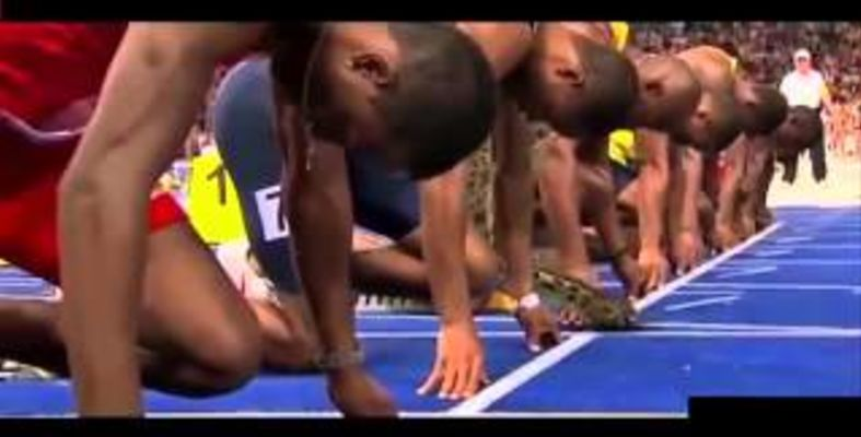 Usain Bolt V. Cheetah - Check123, Video Encyclopedia