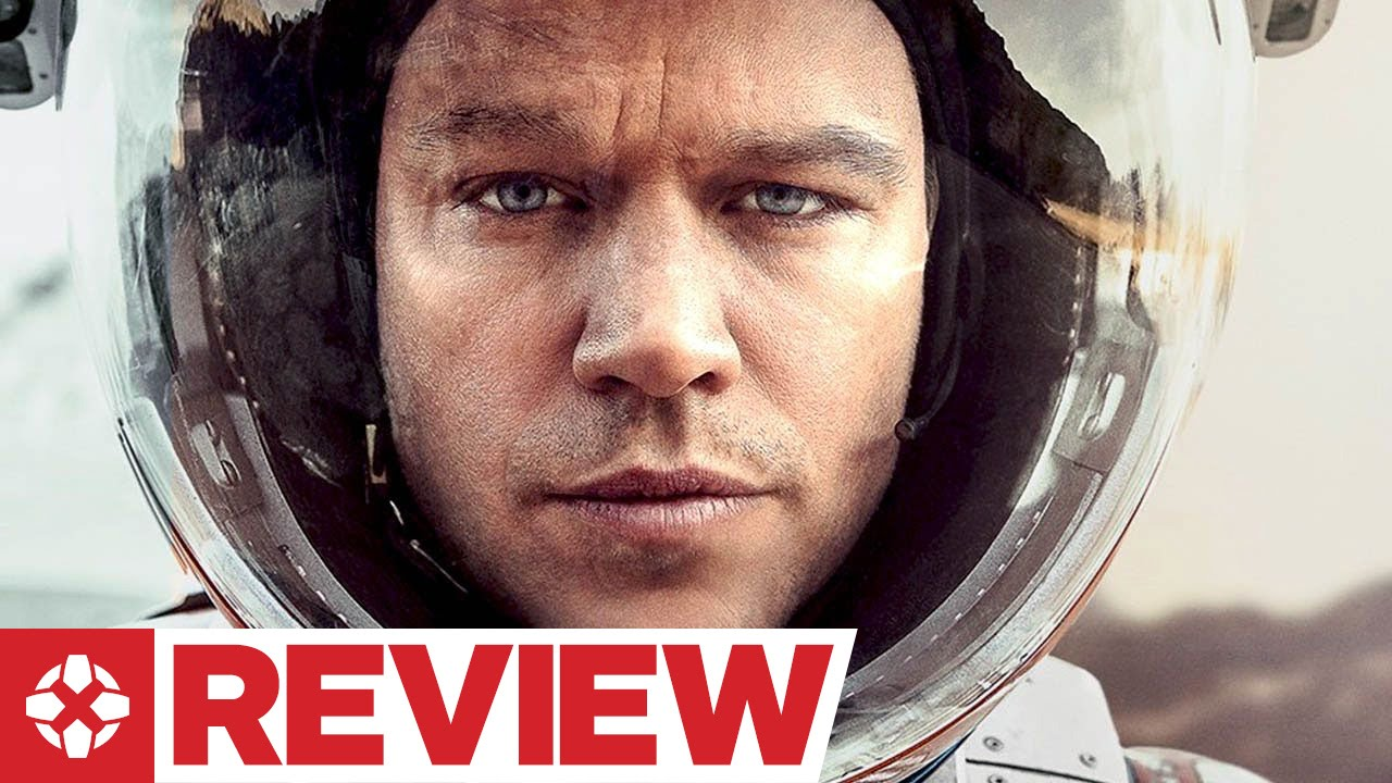 The Martian (2015 Film) - Review