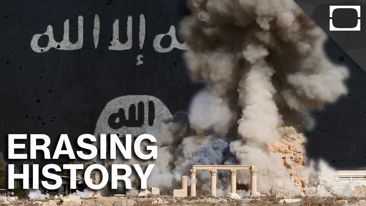 ISIS - Cultural Vandalism