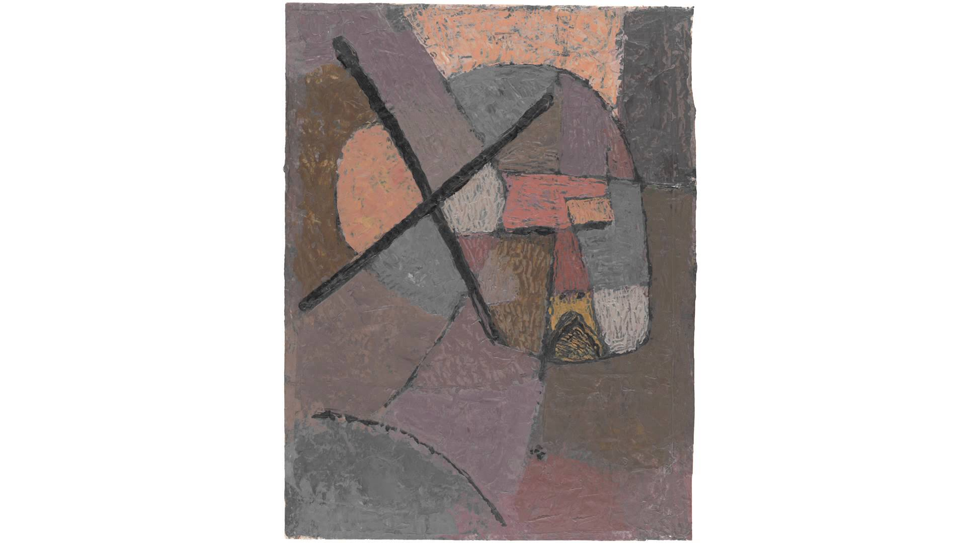 Struck from the List (Klee)