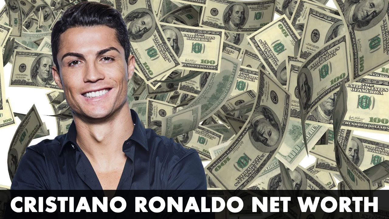 Cristiano Ronaldo - Net Worth