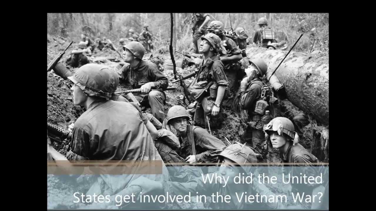 Vietnam War - Causes
