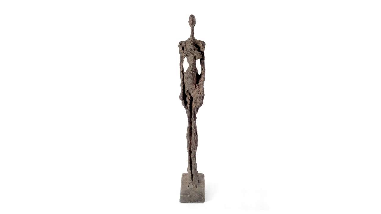 Woman from Venice I (Giacometti)