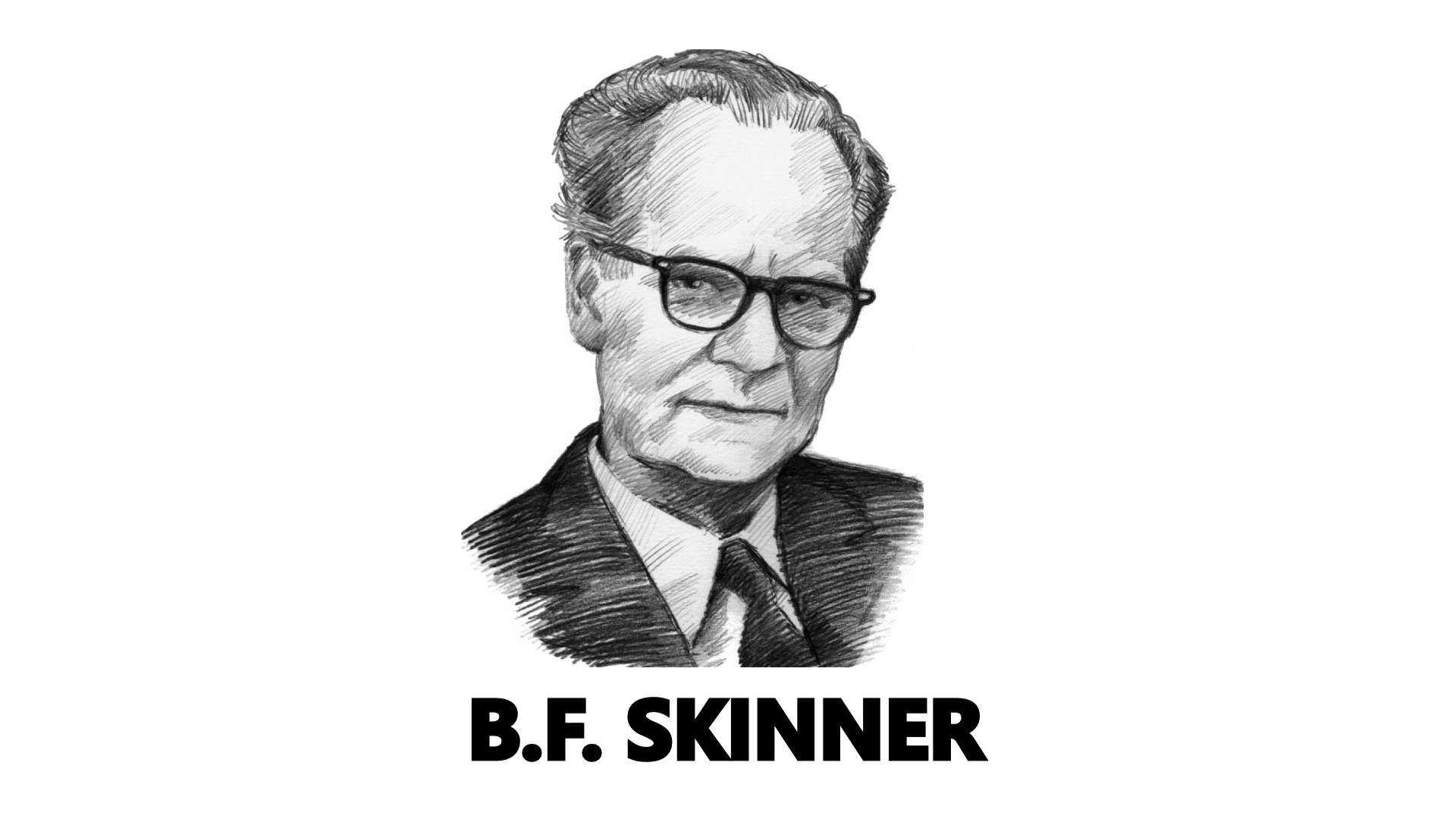 bf skinner Theory b f skinner's entire system is based on operant conditioningthe organism is in the process of operating on the environment, which in ordinary terms means it is bouncing around its world, doing what it does.