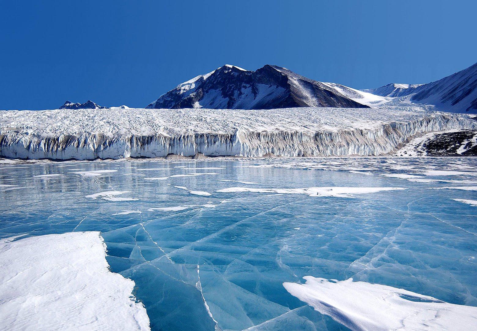 Climate Change - Antarctica