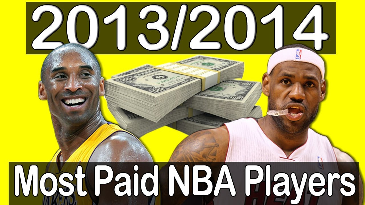 Highest-Paid Nba Players - 2013/2014