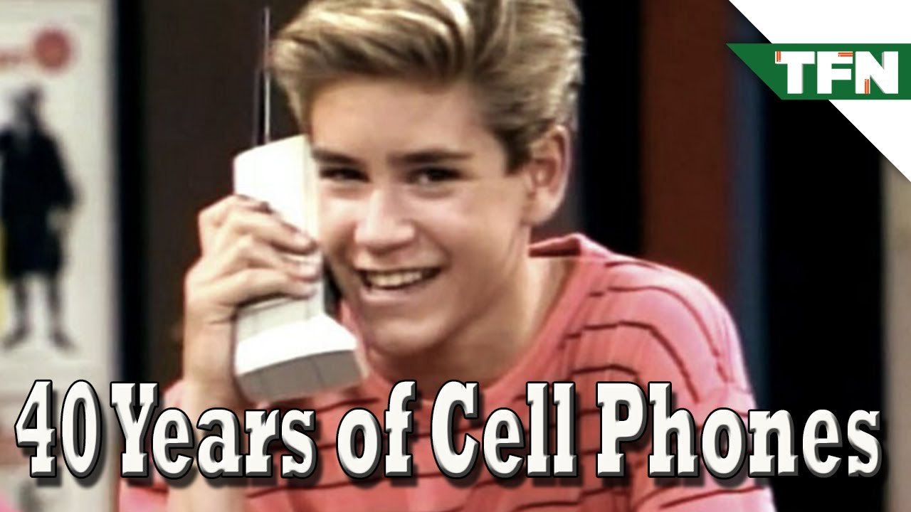 Cell Phone - History