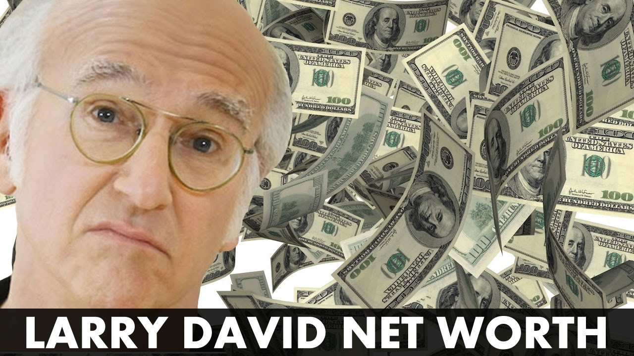 Larry David - Net Worth