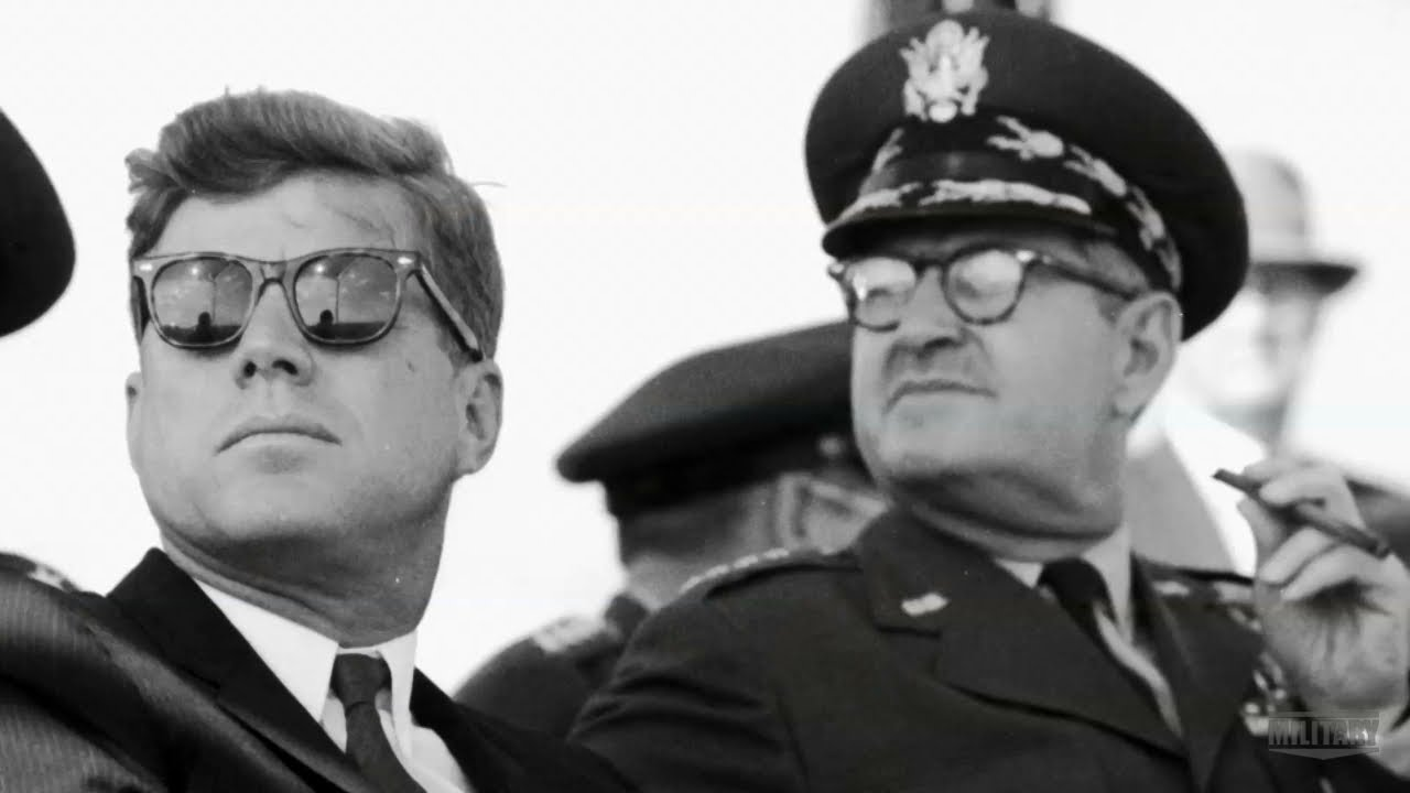 John F. Kennedy - Cuban Missile Crisis Day 4