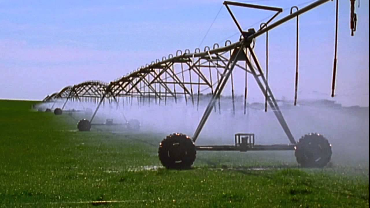 Dust Bowl - Legacy of Irrigation