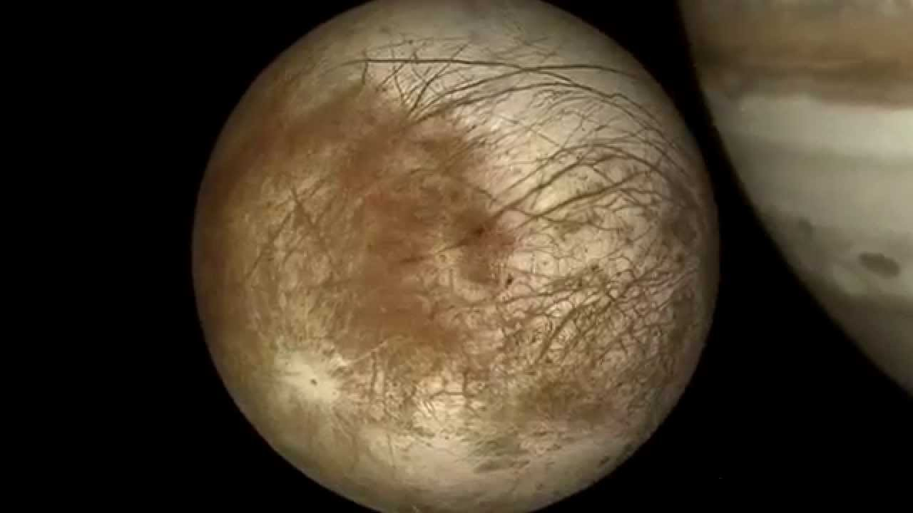 Europa (Moon) - Search for Life