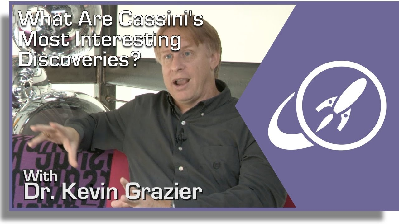 Cassini - Discoveries