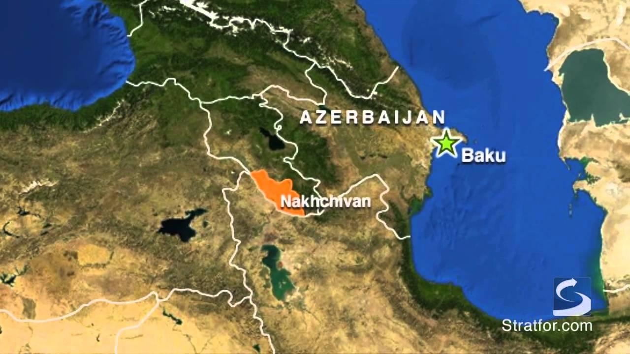 Azerbaijan - Geography