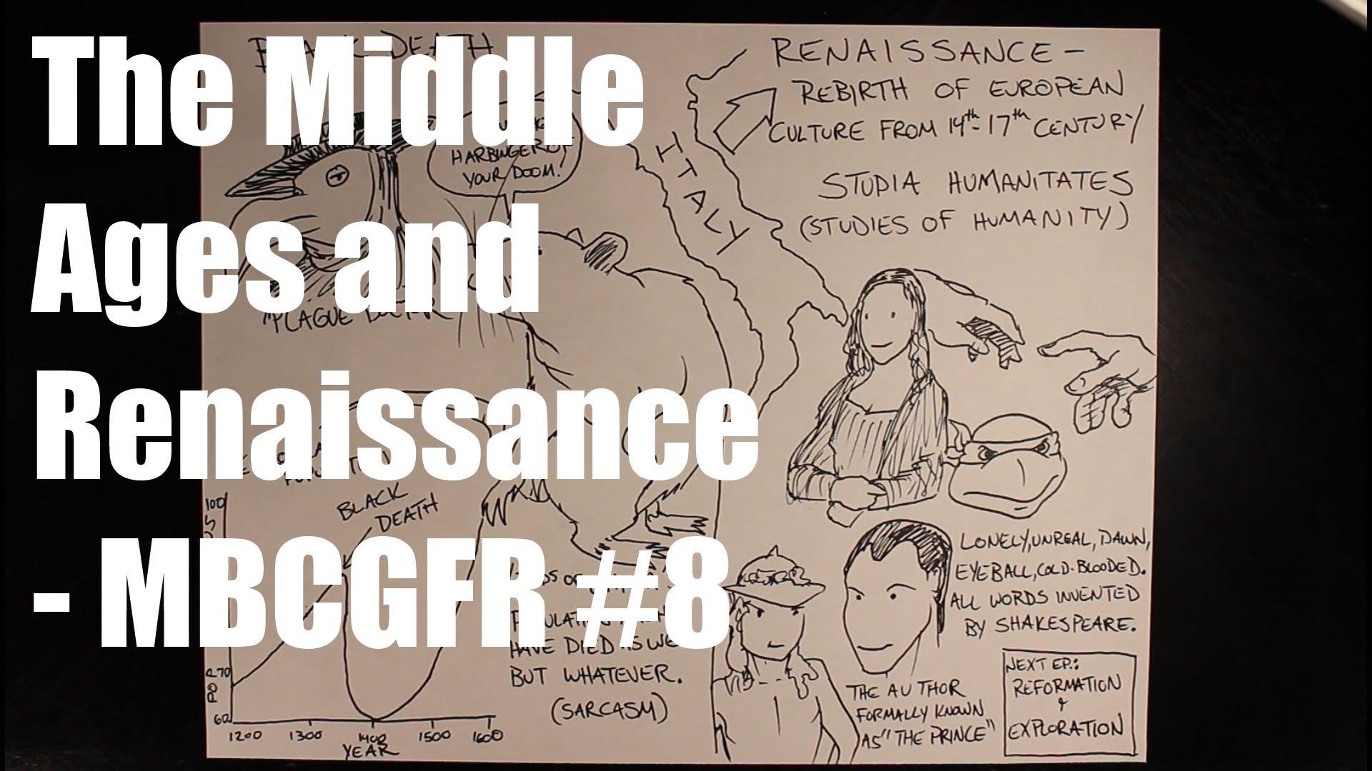 Middle Ages to Renaissance