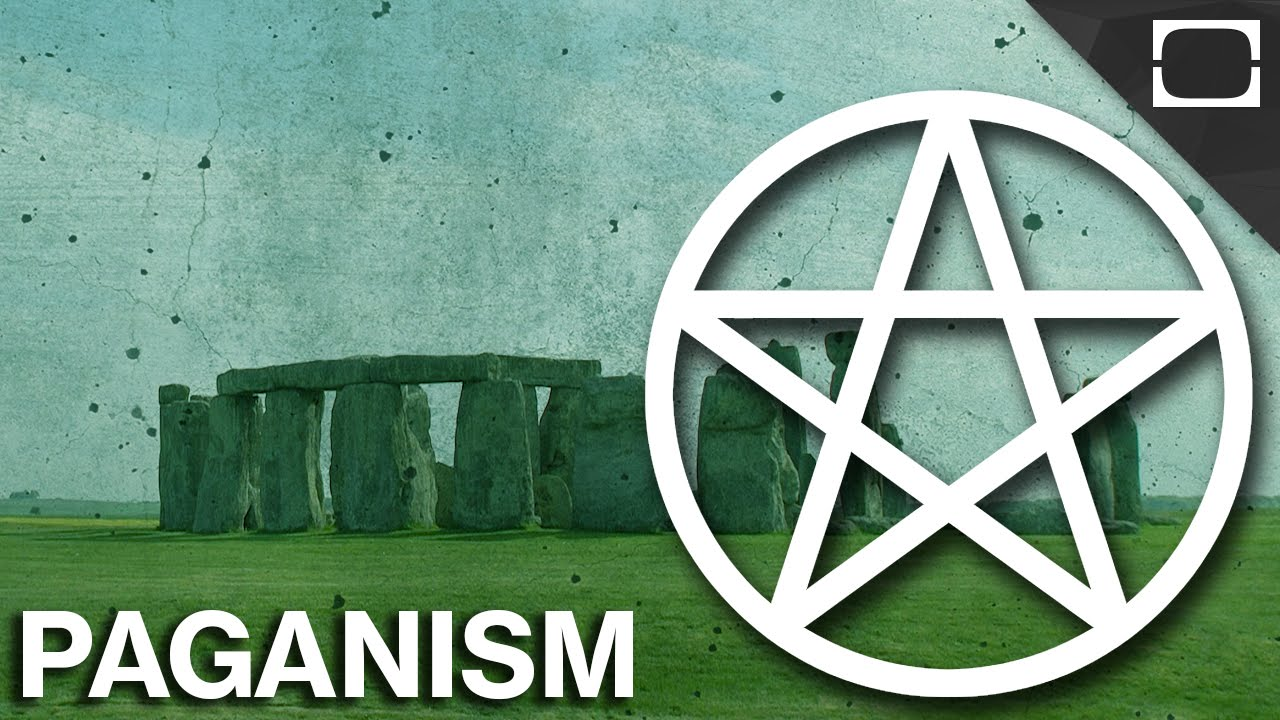 Paganism - Origins
