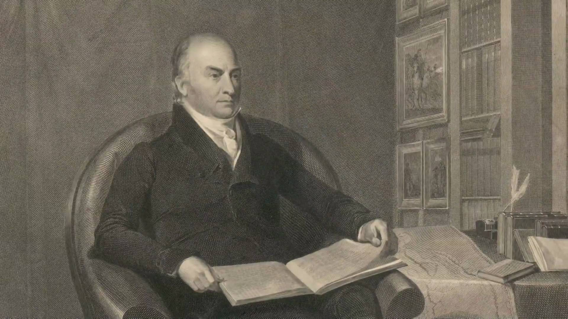 John Quincy Adams - Election of 1824