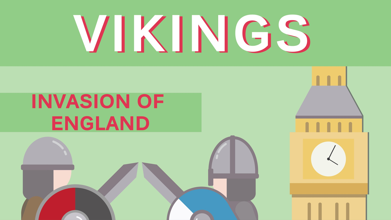 Viking Invasion of England - Timeline
