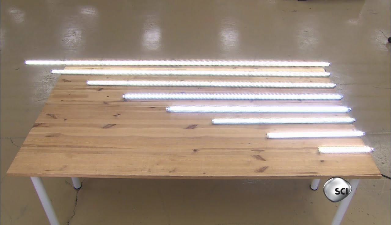 Led Lamp - Mechanism