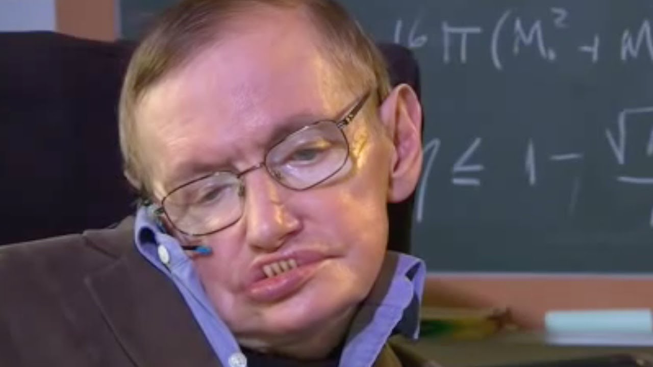 Stephen Hawking - Facts
