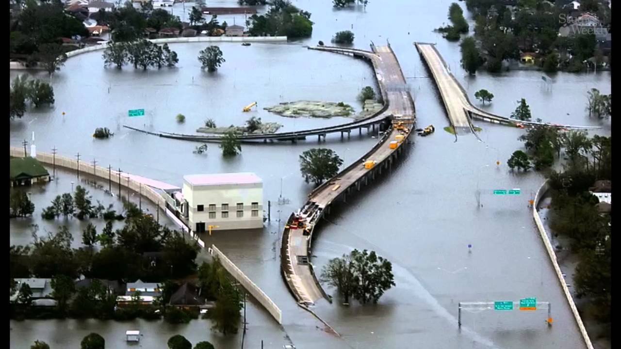 hurricane katrina video